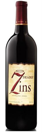 Michael-David Vineyards Zinfandel 7 Deadly Zins